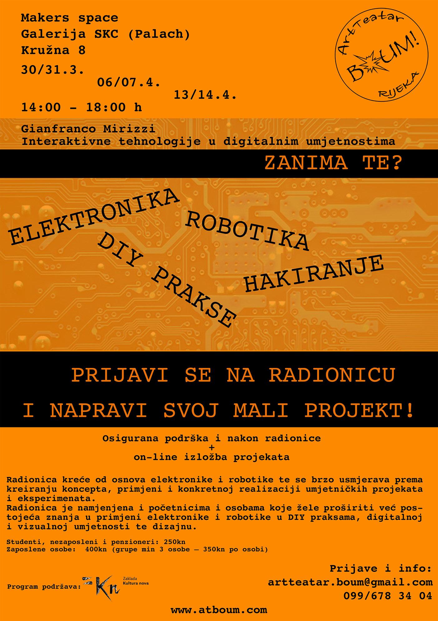 Plakat GF radElRob